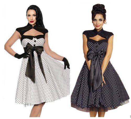 Rockabilly Pinup Retro Swing Rock N Roll Prom 50 S Dance Dress - HOT!  3  3 2b7fa58af