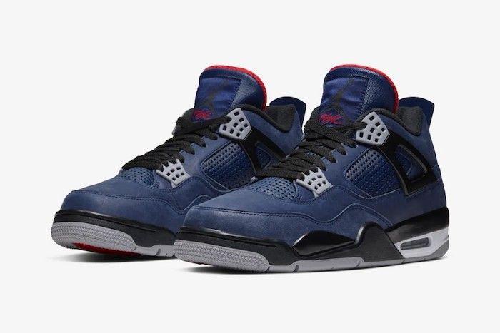 ▷ Air Jordan 4 Winterized : la sneaker s'habille pour l'hiver ...