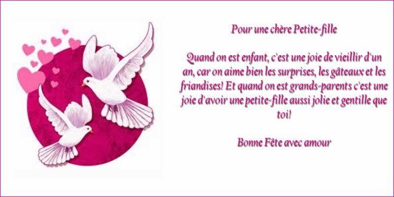 Exemple De Texte Pour Anniversaire 7 Ans Carte Invitation