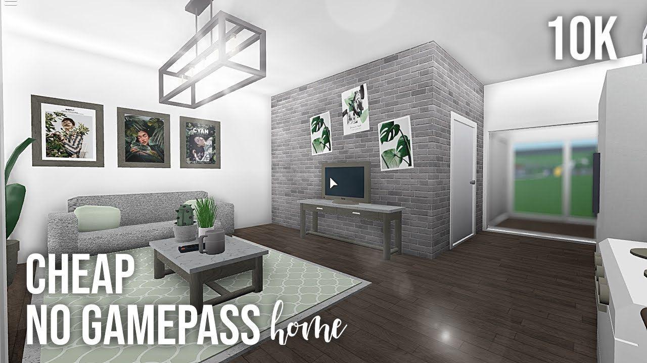 Roblox Bloxburg 10k No Gamepass Home Check More At Https Jabx Net Roblox Bloxburg 10k N Luxury House Plans Tiny House Layout House Rooms