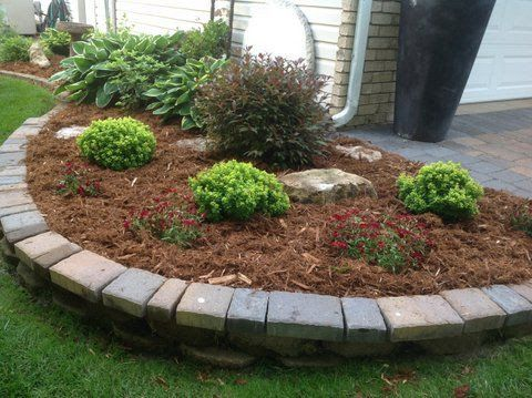 Western Red Cedar Mulch To Top All Planting Beds At Least 2 3
