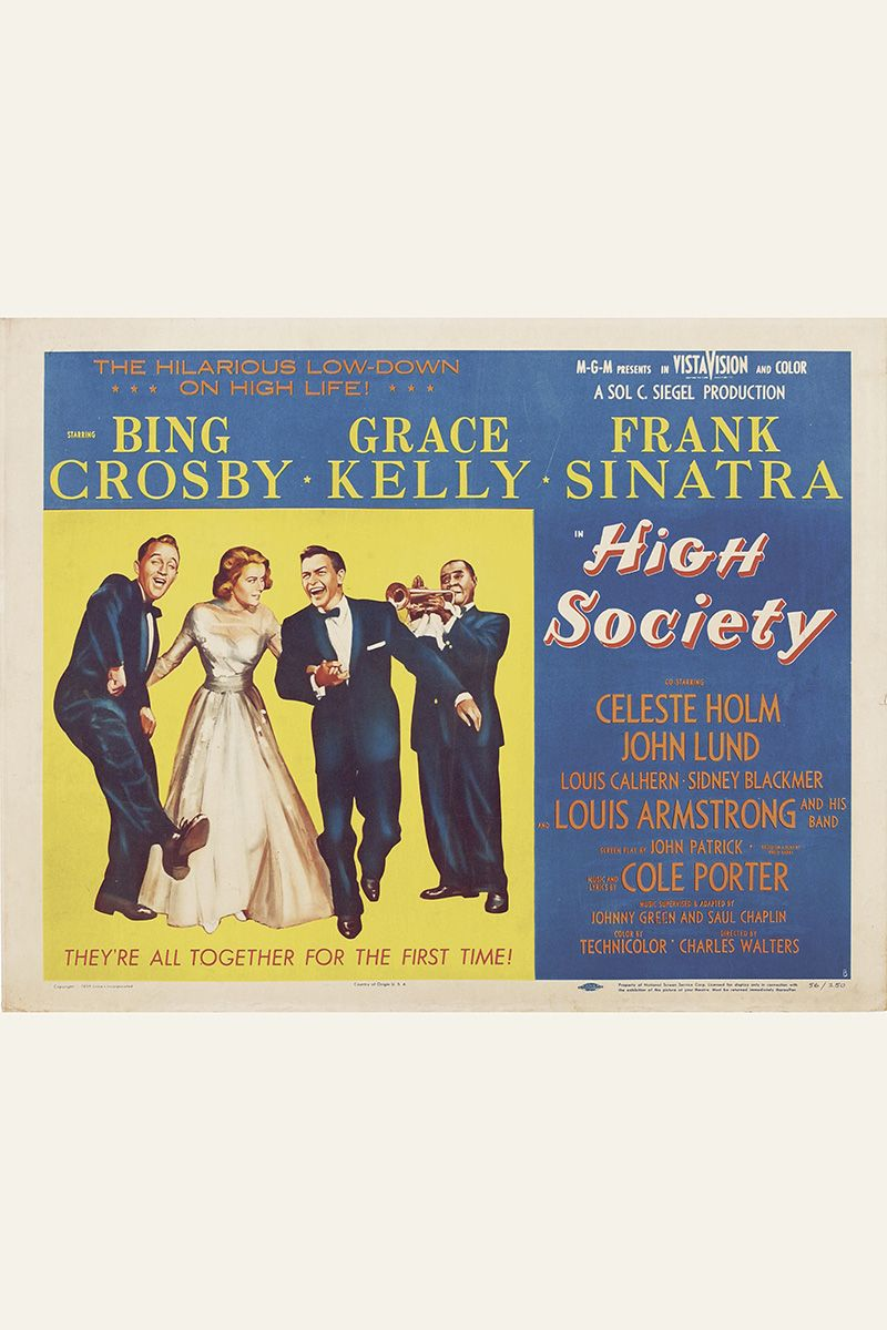 Something is. Tracy lord high society magazine all clear