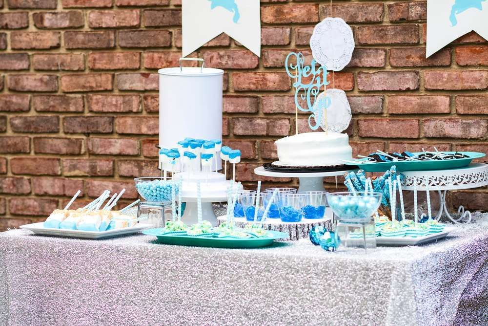 Frozen (Disney) Birthday Party Ideas | Photo 4 of 40 | Catch My Party
