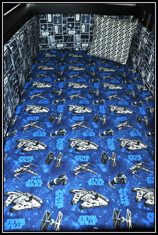 Star Wars Crib Sheet Crib Bedding Baby Boy Nurseries