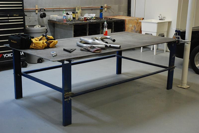 Design Table By Alain Gilles For Bonaldo | Design Table, Welding Table And  Blog Designs