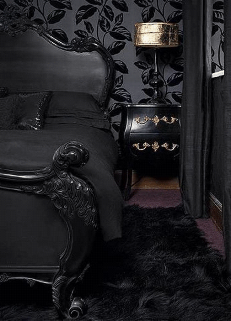 The Alternative Guide To Decorating Your Dorm How To Make Your Dorm Look Awesome Gothic Decor Bedroom Gothic Bedroom Gothic Room