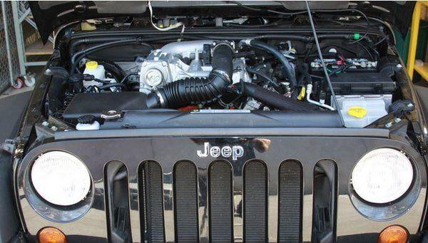 Jeep 07 11 Jk Wrangler Supercharger 3 8l V6 With Tuner Jeep Jeep Jk Wrangler Jk