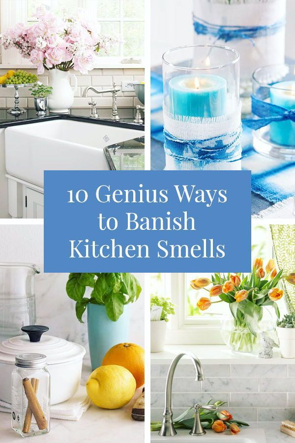 Taming odors in the home is a constant battle Luckily these 10 smart fixes are