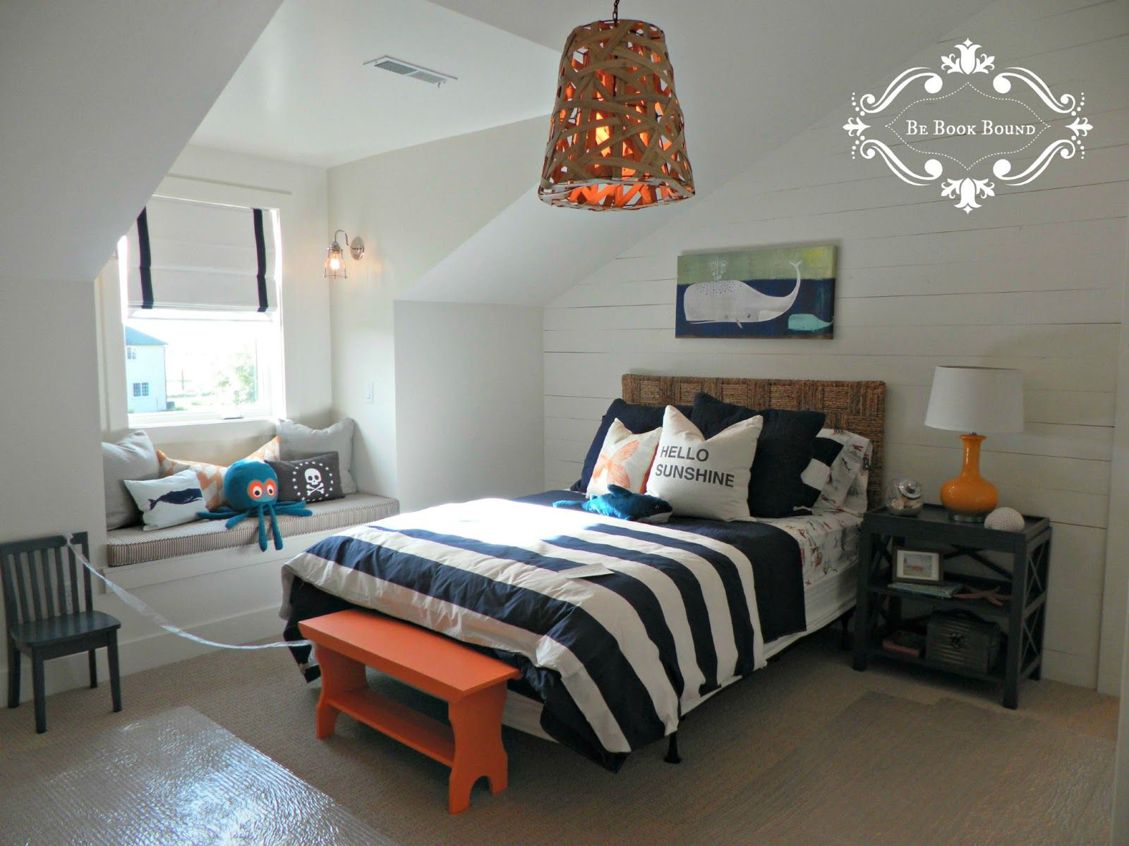 20 Awesome nautical themed bedrooms for adults images