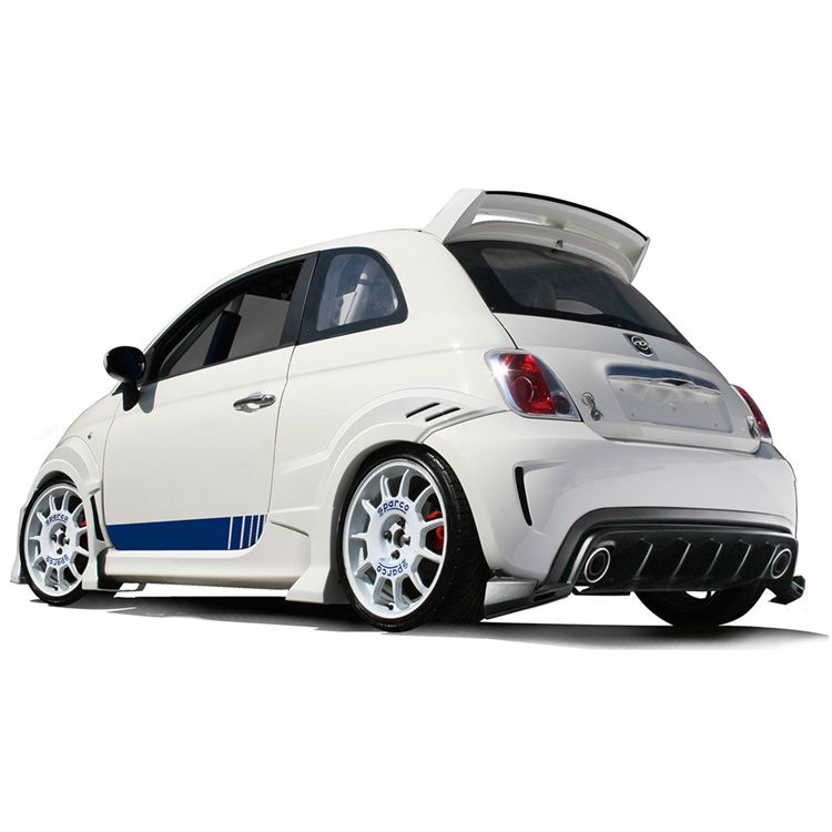 Fiat 500, Fiat, Fiat Abarth