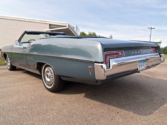 1968 Pontiac Catalina Convertible 1960s Pontiac Pinterest