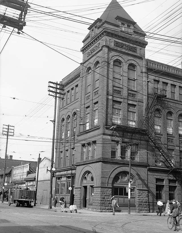 Jilly's in 1945