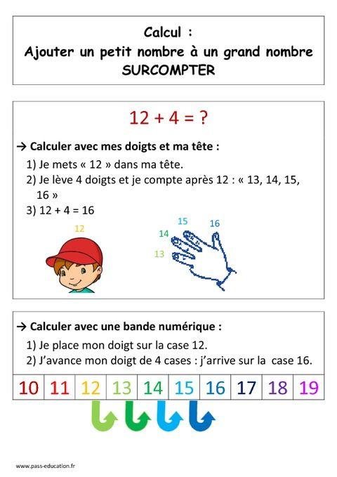 Épinglé sur C2/3-Prim.-Maths 2 : Calcul