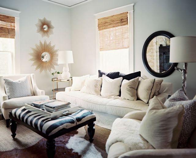 Sofa Similar To One At Saro Home Add Extra Pillows Like Wall Color Looks Like Bm Wickham Gray Home Home Living Room Living Room Photos #wickham #gray #living #room