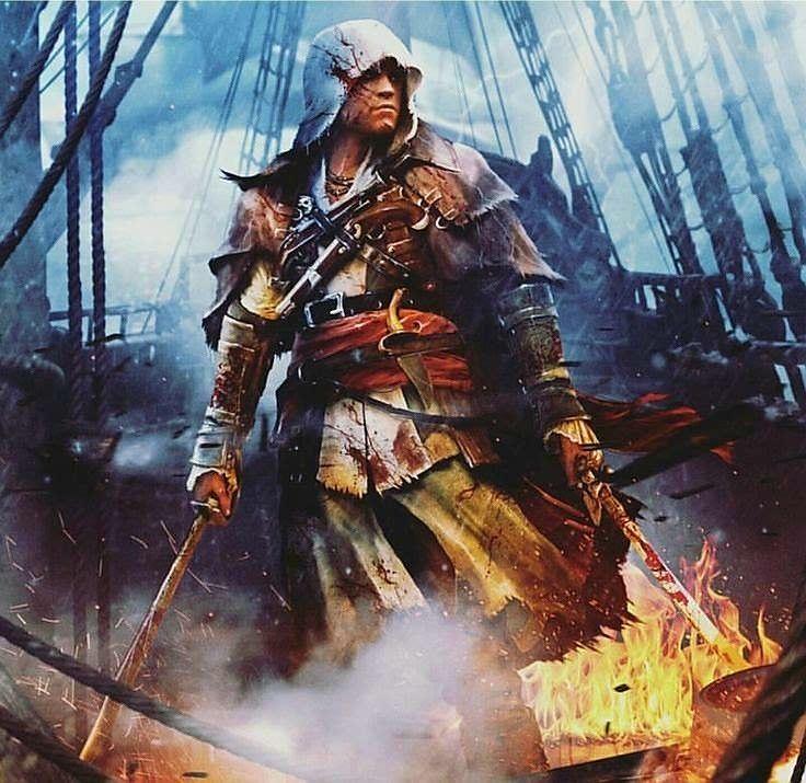 Assassin S Creed Iv Black Flag Assassin S Creed Black Assassins Creed Black Flag Assassin S Creed Wallpaper
