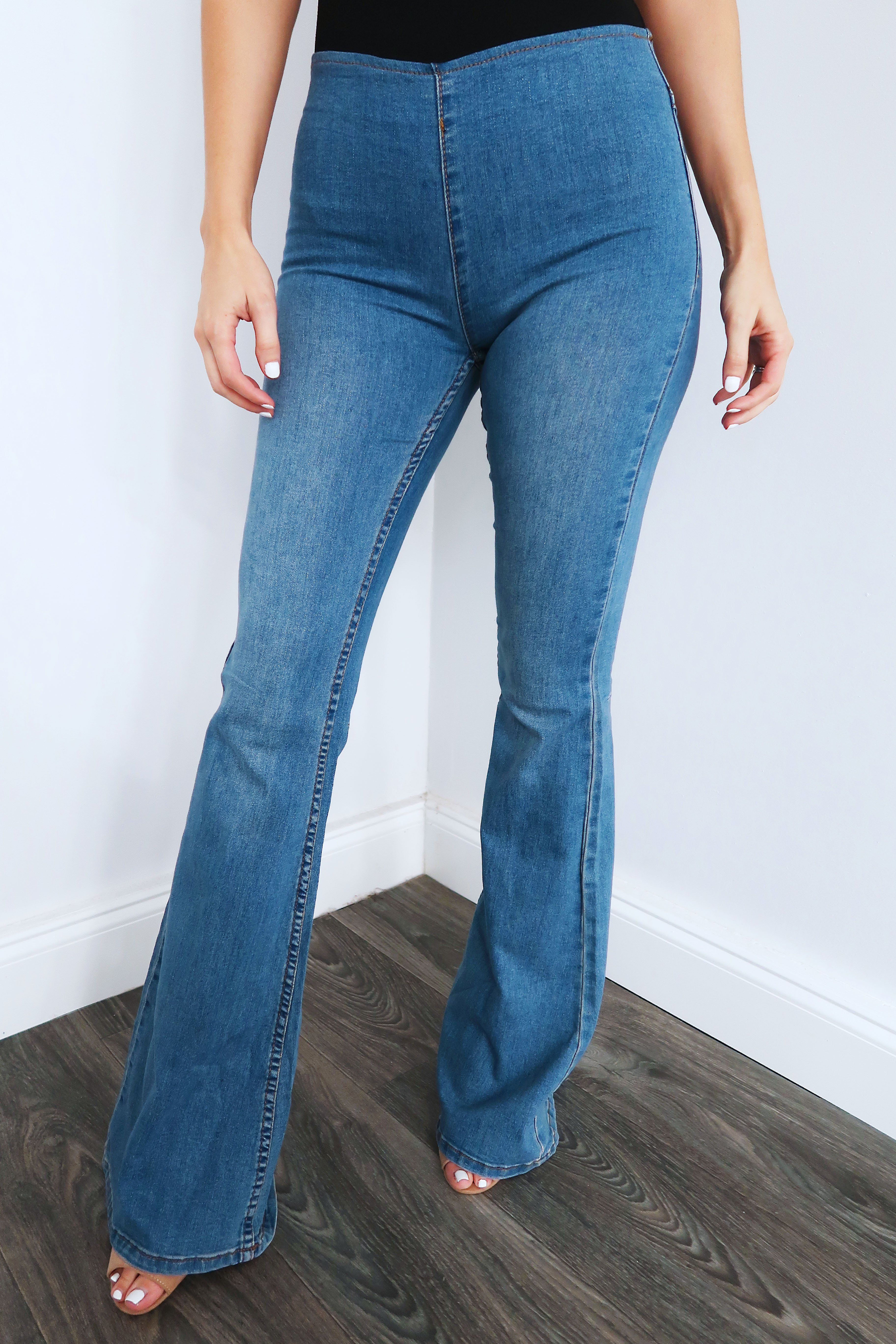 Share To Save 10 On Your Order Instantly Ring My Bell Jeans Denim Bell Jeans Flare Leg Jeans Denim