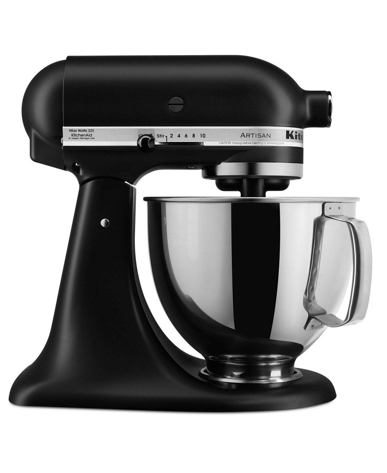kitchenaid 3.5-qt artisan design stand mixer
