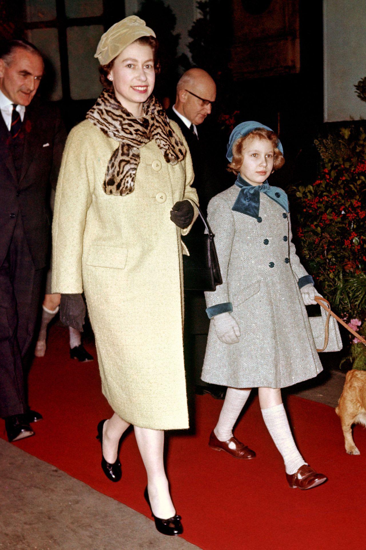 Queen Elizabeth II Style File Her majesty the queen