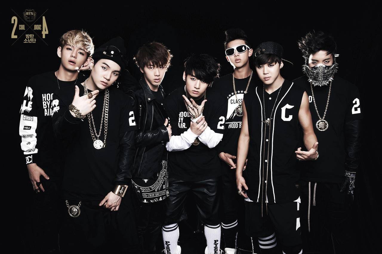 Bangtan Boys 2 Cool 4 Skool Bts Bts Jimin Fond D Ecran Bts