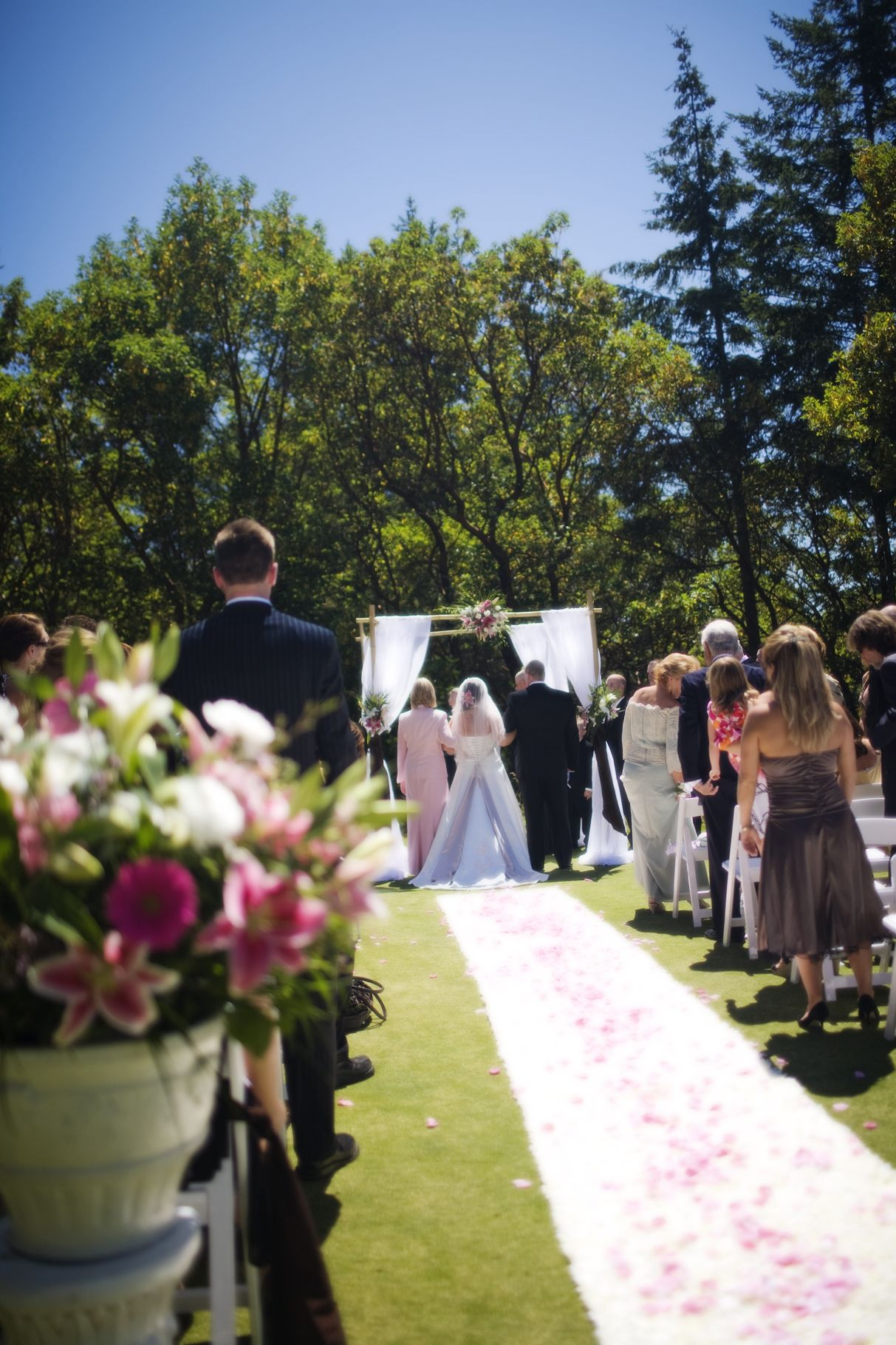 Your Day At Olympic View Victoria Bc Canada Wedding Venue