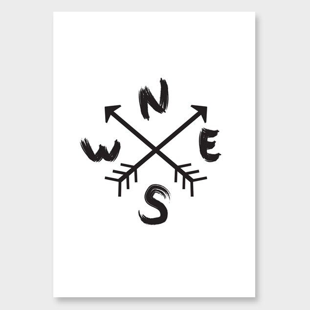 Nesw white art print by wap nz art prints art framing design prints posters nz design gifts