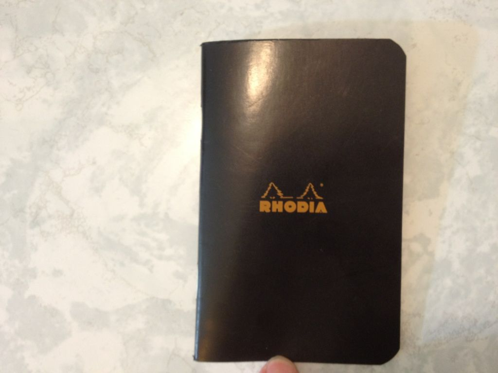 """Pocket notebooks are something that, it seems to me, are becoming more of a """"thing"""" again. Whether or not it was just me being unable to find them early in the 2000s, or them not existing in large ..."""