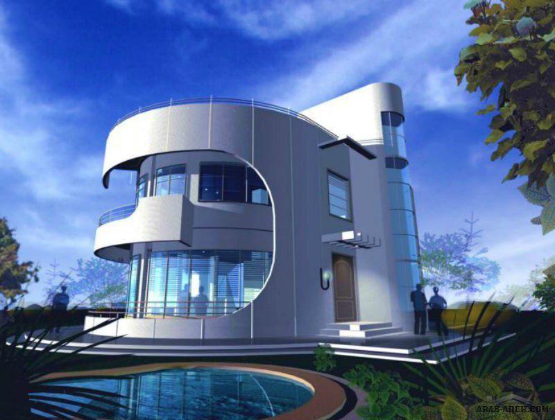 Arab Arch صفحة 2 House Architecture Design House Front Design House Design