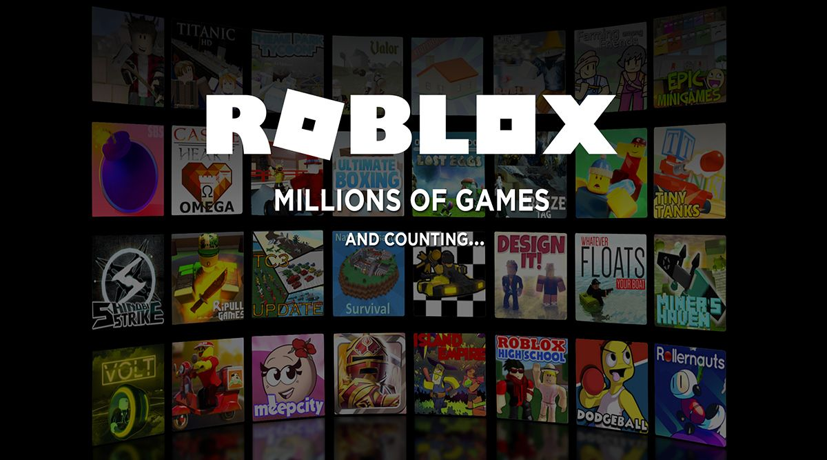 Roblox Is The Worlds Largest Social Platform For Play Every Month