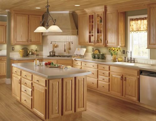 Pin by Sandy Baker on Kitchen Remodel | Country kitchen ...