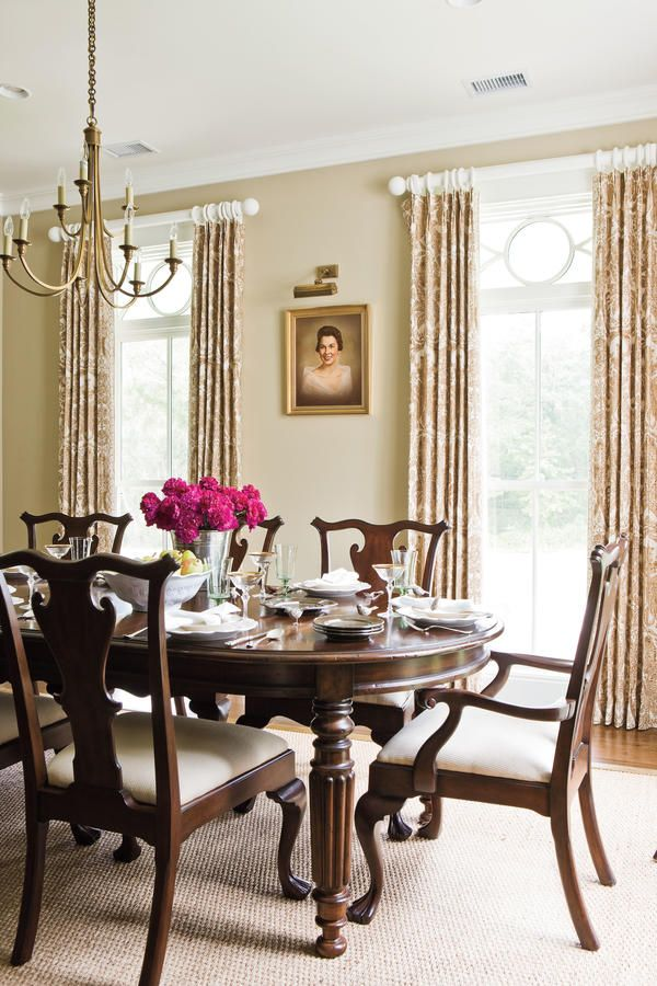 Inviting Dining Room Ideas Traditional Dining Rooms Dining Room