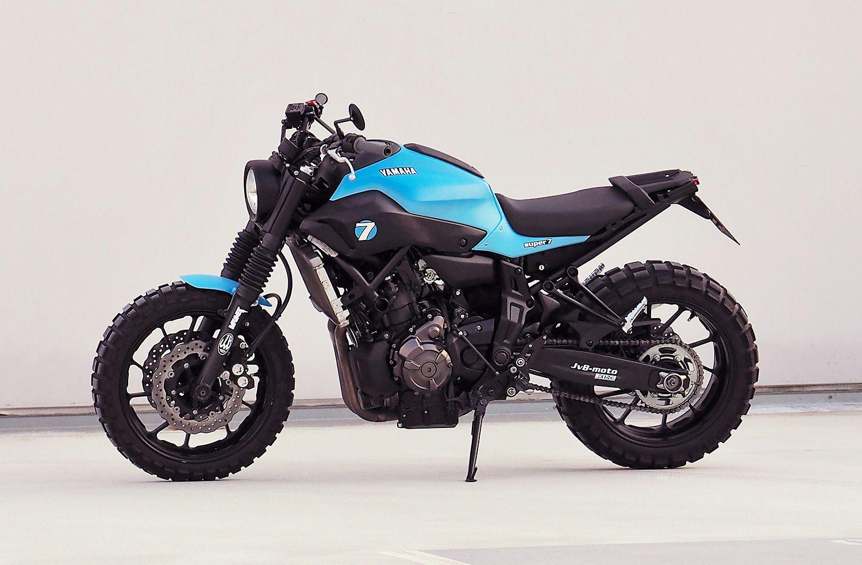 Yamaha Mt Super7 Jvb Moto