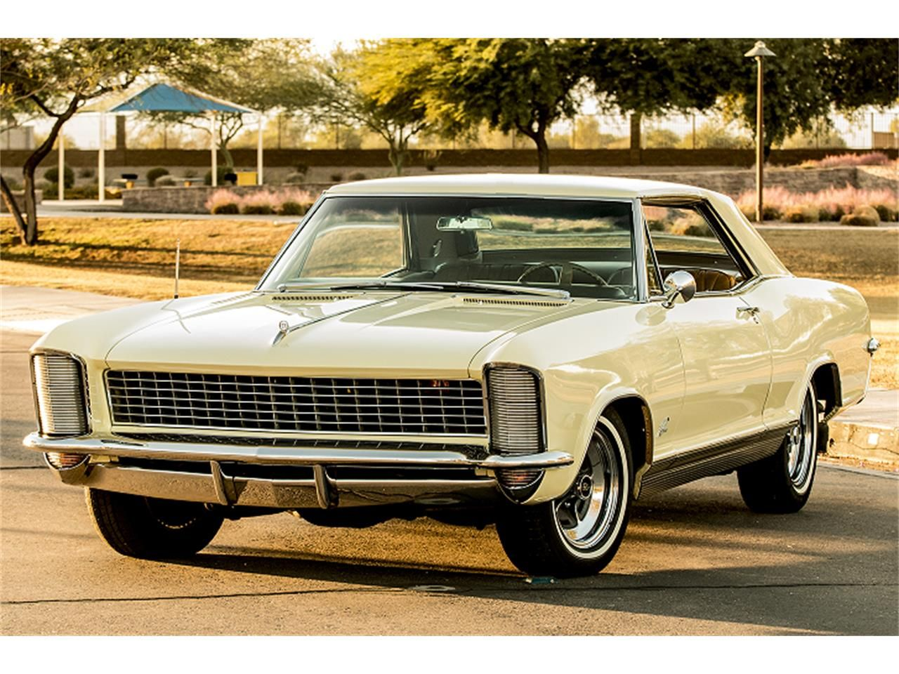 1965 Buick Riviera (With images) Buick riviera, 1965