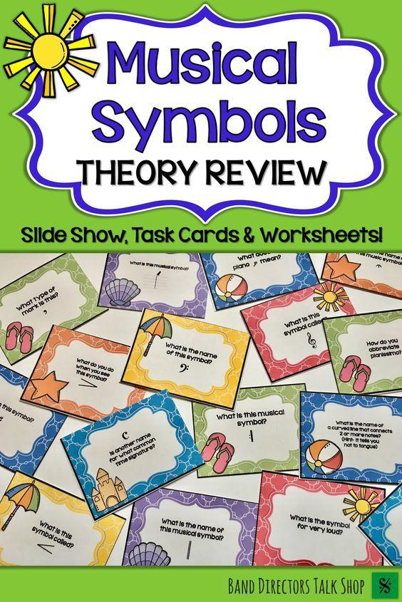 Music Game Musical Symbols Music activities, Teaching