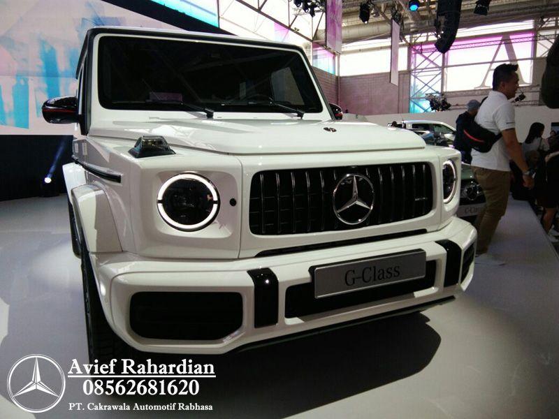 Jual Mercedes Benz G 63 Amg Nik 2018 Dealer Mercedes Benz Jakarta