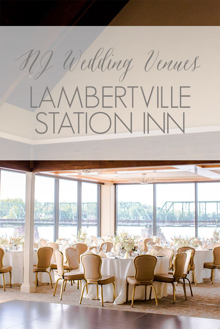 Nj Wedding Venues Charming Venue Lambertville Station Inn In