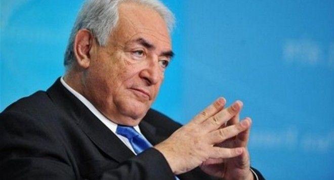 Το εφιαλτικό σενάριο του Ντομινίκ Στρος-Καν για την ευρωζώνη