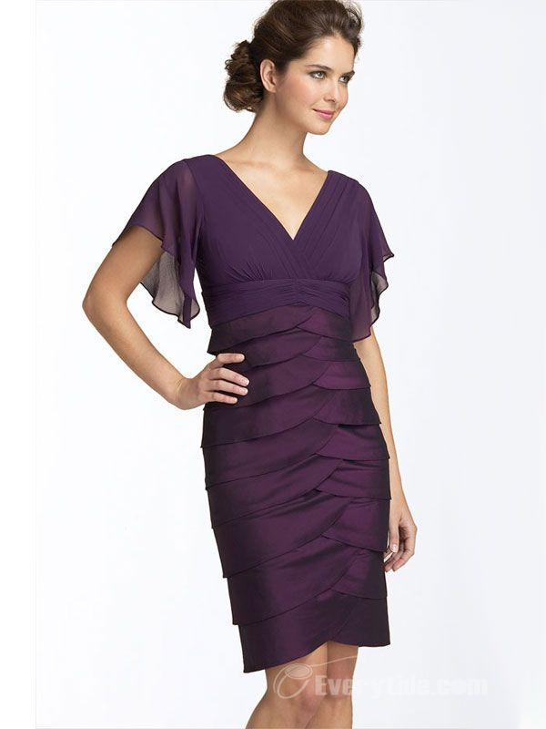 Evening knee length dresses uk party