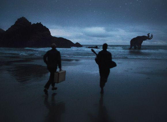 Lord Huron - but I really like this screenshot or photo... whatever it is