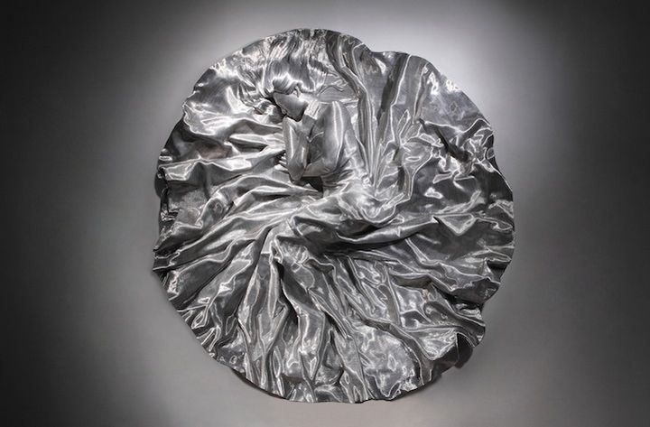 Beautiful Aluminum Wire Sculptures | it COLOSSAL