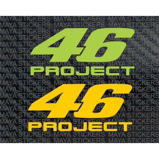 Aufkleber Sticker Autocollant Adesivi Aufkleber Decal Ducati 46 Rossi Motogp