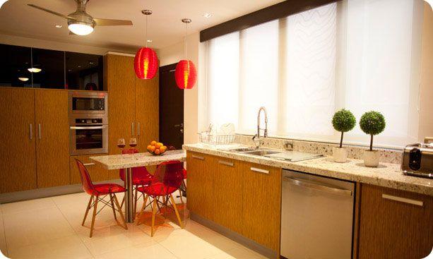 Verde y Naranja Diseno y decoracion de interiores decoradores ...