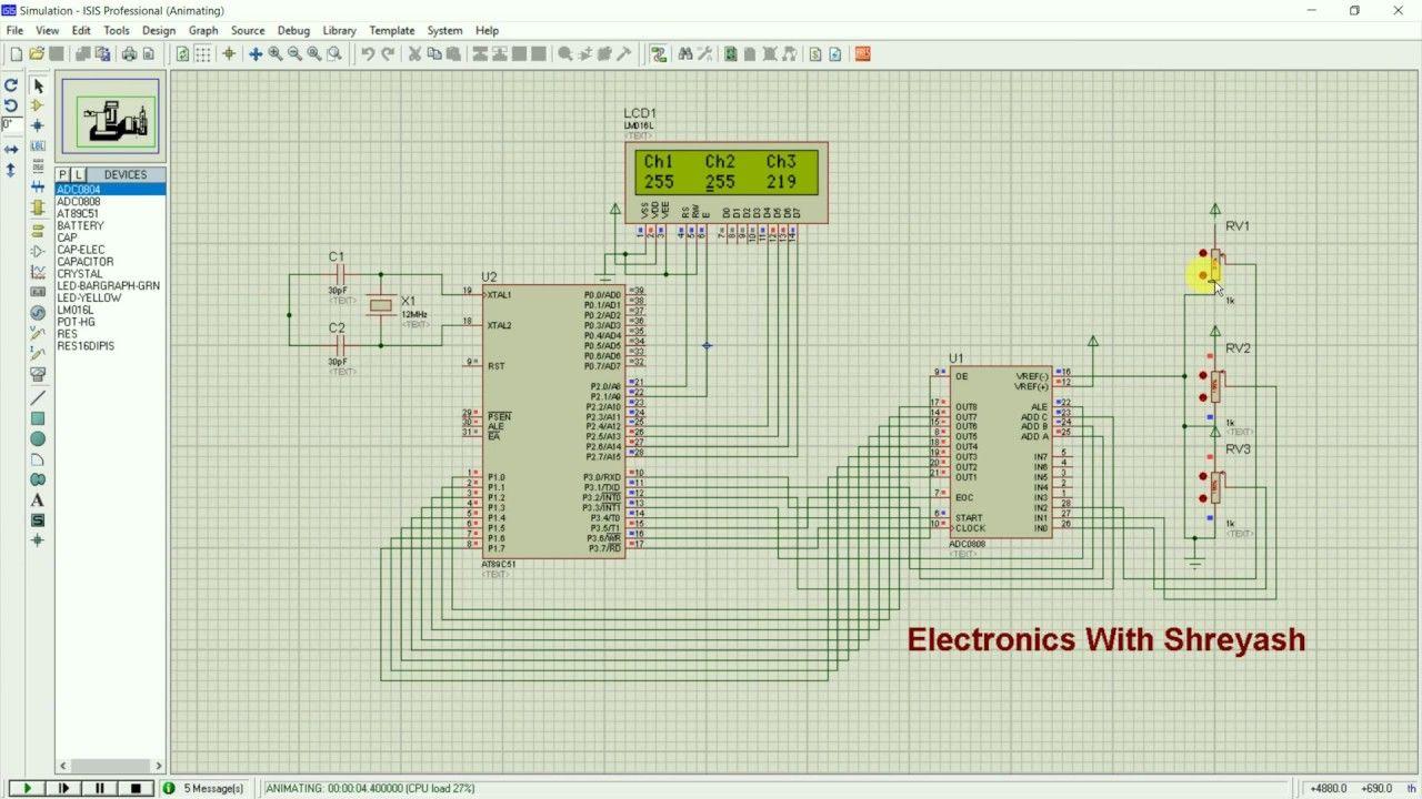 Pin On 89c5x Microcontroller Series