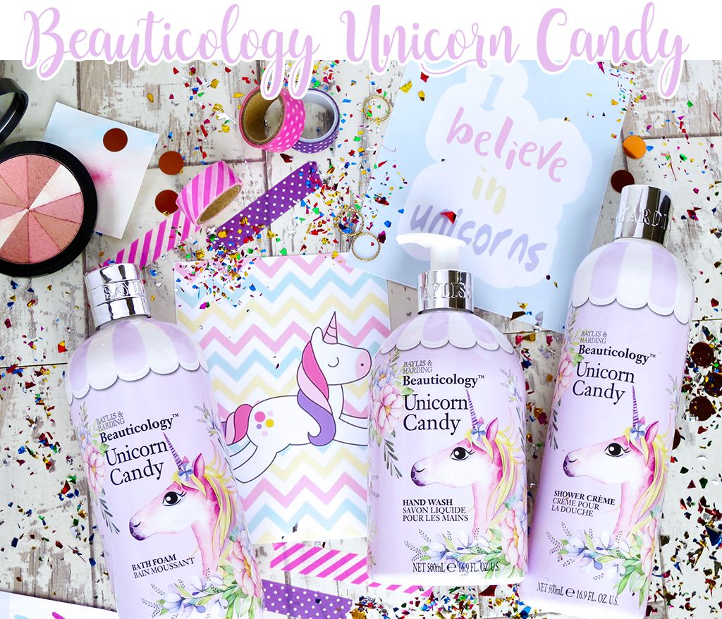 New Beauticology Unicorn Candy Collection Beauty Inspirational