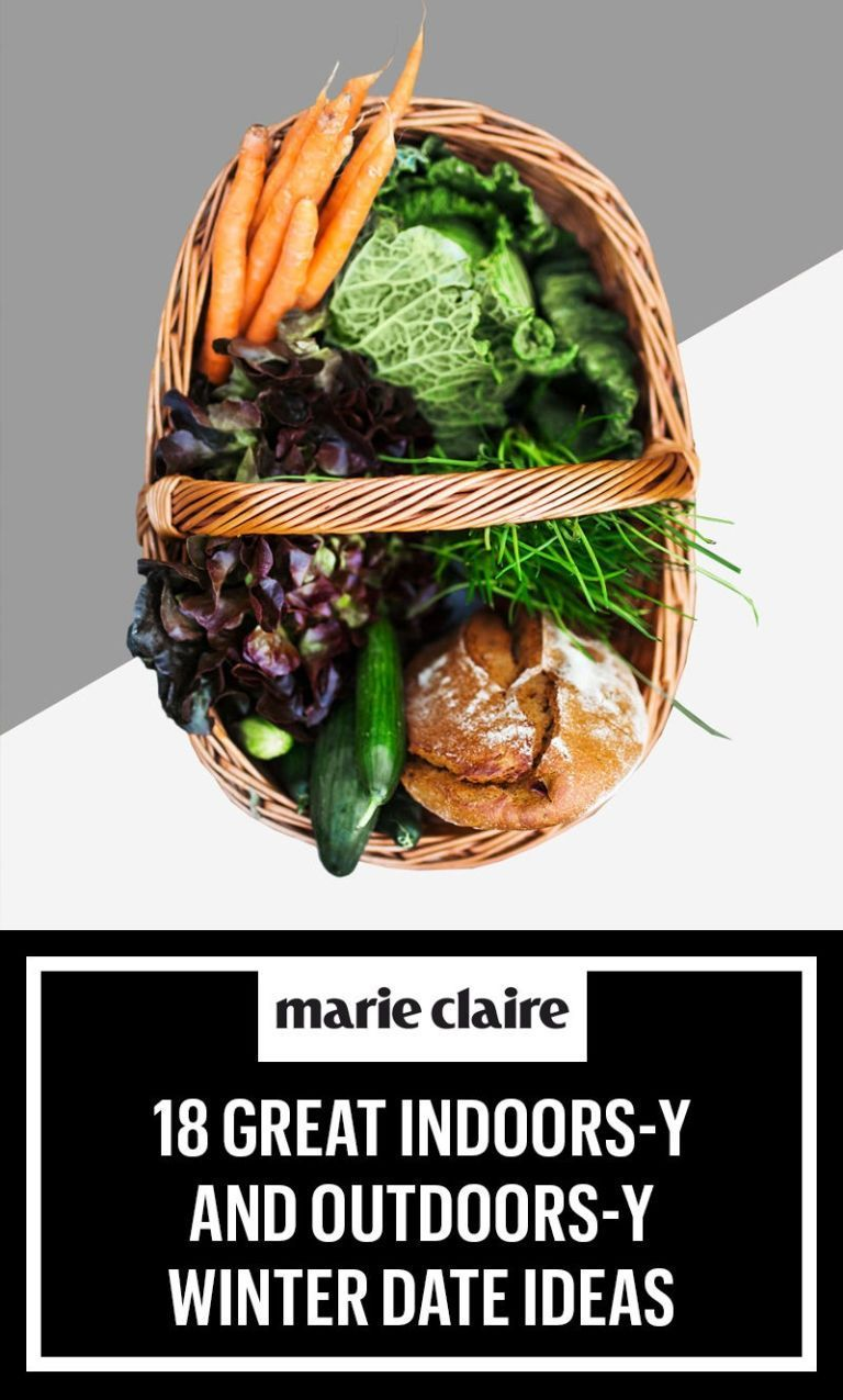 23 Great Indoors-y and Outdoors-y Winter Date Ideas