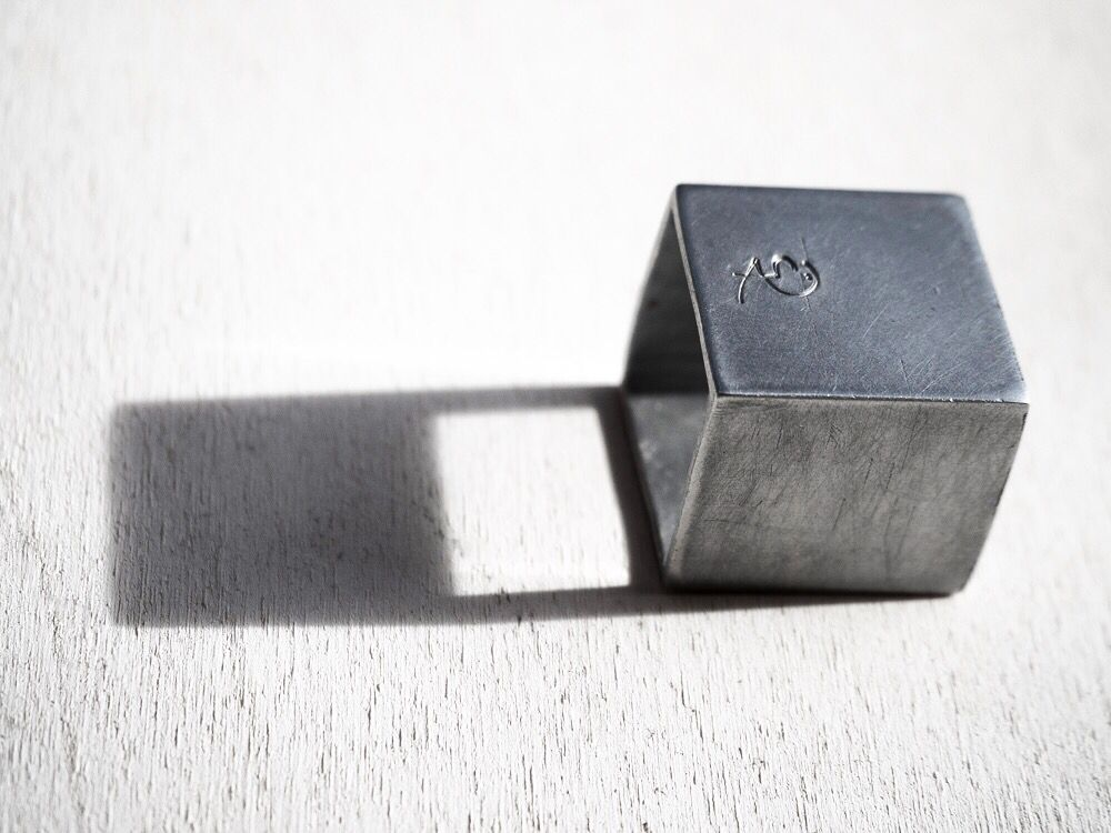 Cubìco ring. The Kubo Piera Romeo Design