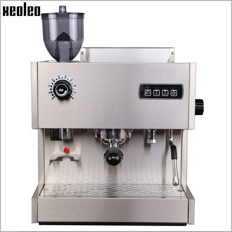 Xeoleo Commercial Coffee maker Automatic Espresso machine