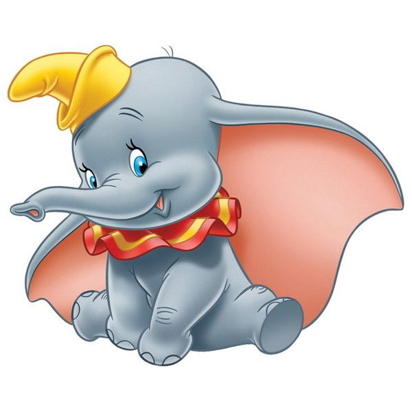 dumbo hq disney character clipart disney clipart com liked on