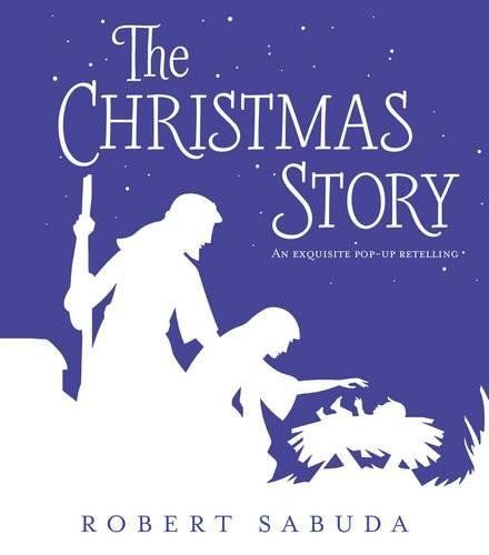 From 11.05 The Christmas Story: An Exquisite Pop-up Retelling