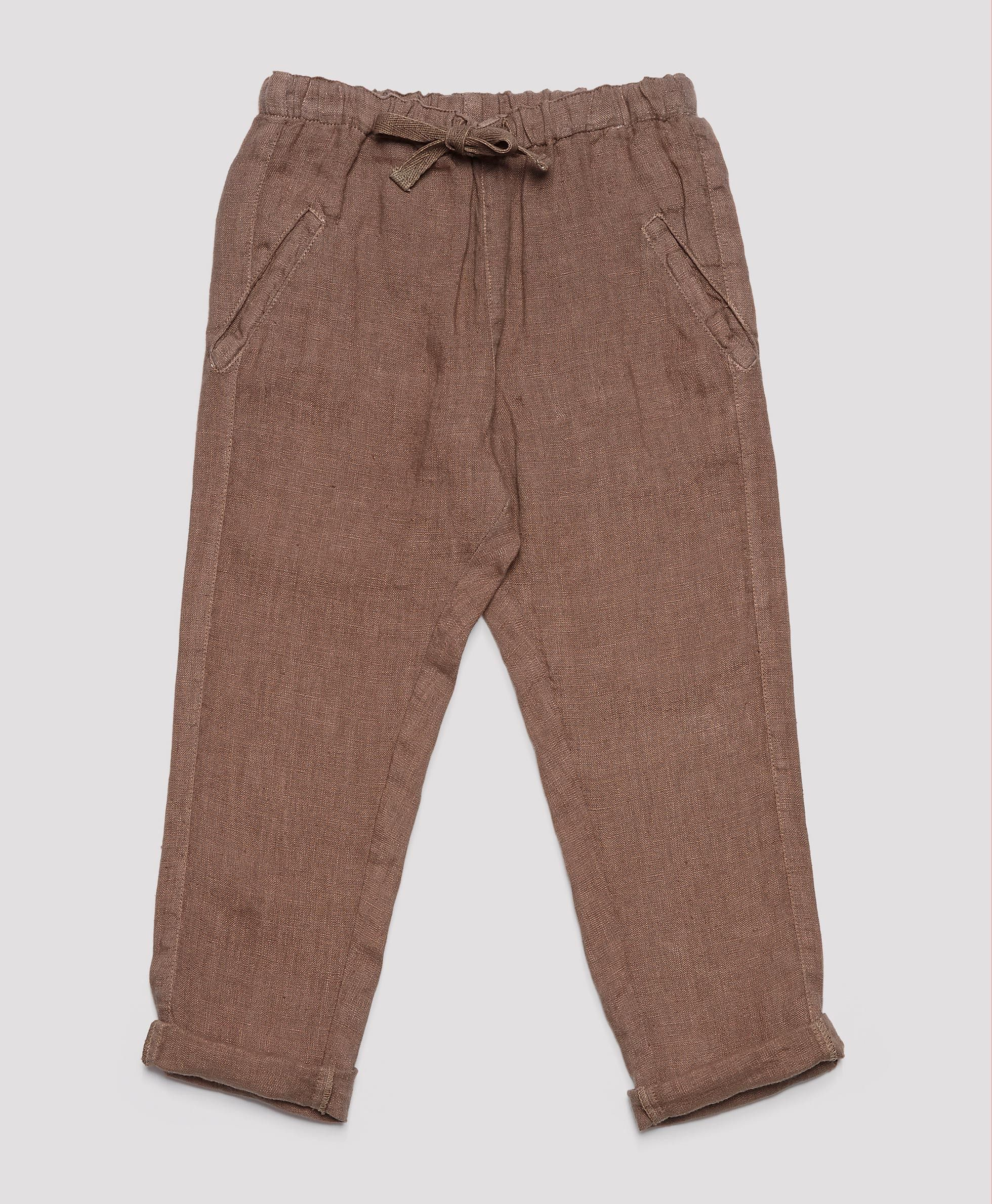 cfd70443a0d Boys Trousers   Caramel Baby & Child   B o y s f a s h i o n ...