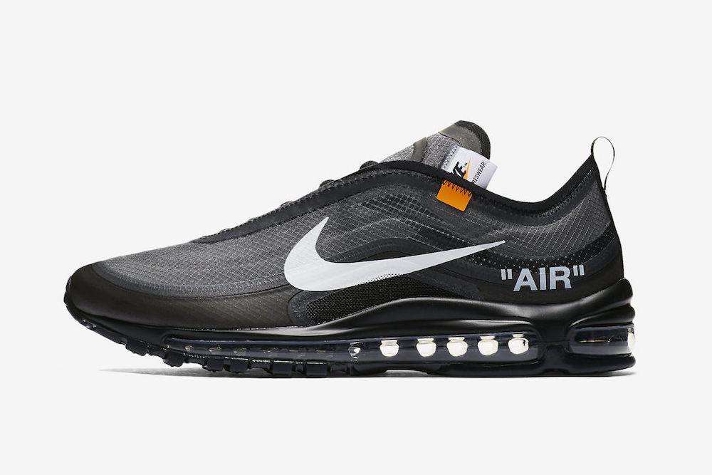 new arrivals 43536 8f776 Już w listopadzie będziesz miał szansę kupić kolejny projekt z kolekcji  Off-White x Nike The Ten. Tym razem są to nowe Nike Air Max 97 w wersji  Black.